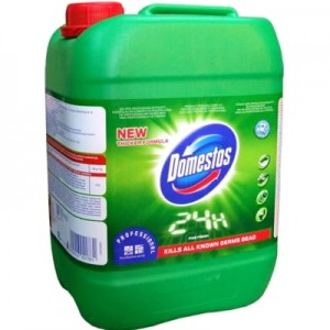 DOMESTOS WC ŻEL 5 L