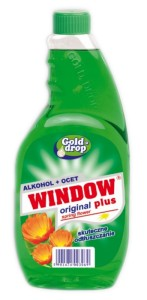Płyn do szyb WINDOW 750ml Zapas