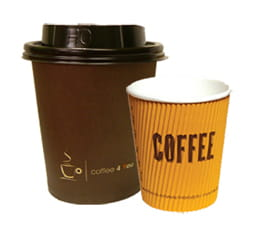 KUBEK PAPIEROWY 400ml COFFEE 4 YOU '50szt.